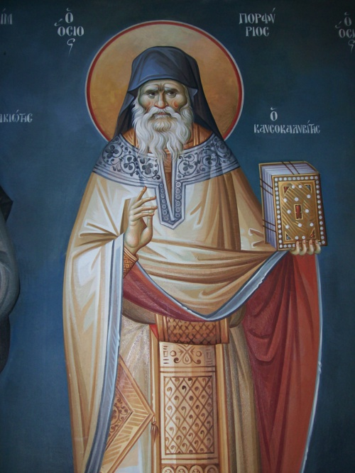 Saint Porphyrios of Kafsokalivia