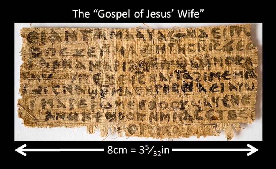 The Gospel of Jesus' Wife