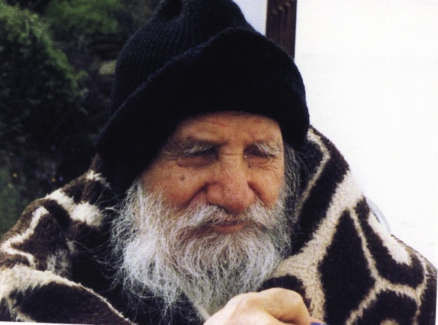 Photo of Saint Porphyrios of Kafsokalivia