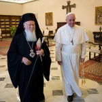 Pope's Message to Ecumenical Patriarch