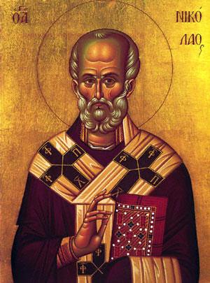 Documentary about Saint Nicholas of Myra