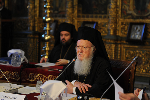 Address by His All-Holiness Ecumenical Patriarch Bartholomew at the Synaxis of First-Hierarchs of the Orthodox Churches