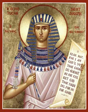 Synaxarion for Great and Holy Monday