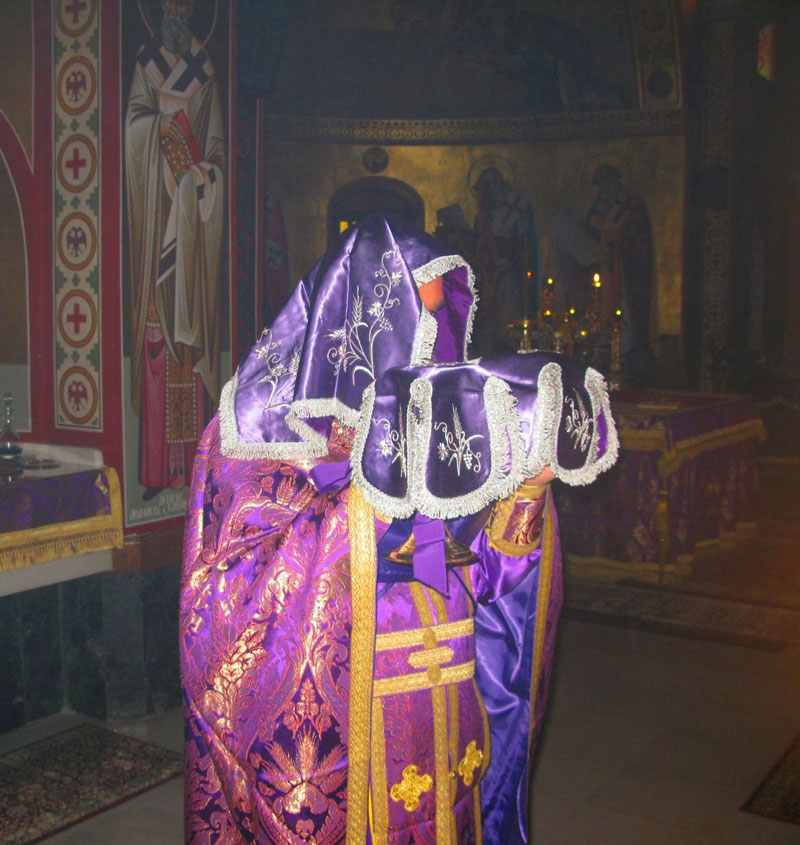 The History and Rite of the Liturgy of the Presanctified Gifts