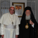 The Historical Meeting of Pope Francis with the Ecumenical Patriarch Bartholomew in Jerusalem