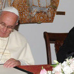Common Declaration of Pope Francis and the Ecumenical Patriarch Bartholomew
