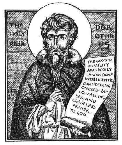 Abba Dorotheos on Self-Censure