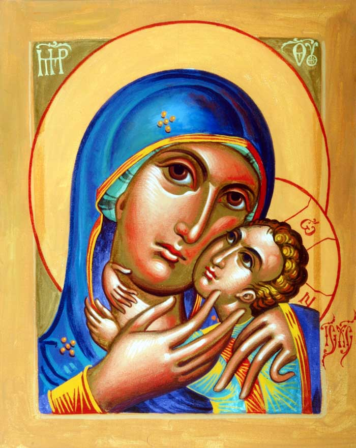 The Fast for the Feast for the Dormition of the Theotokos