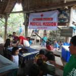 Free Medical Examinations and Medicines to the Blaan Tribe in Philippines.