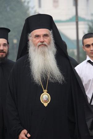 Metropolitan Nikolaos of Mesogaias