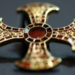 Anglo-Saxon grave reveals 16-year-old girl laid to rest with a gold cross