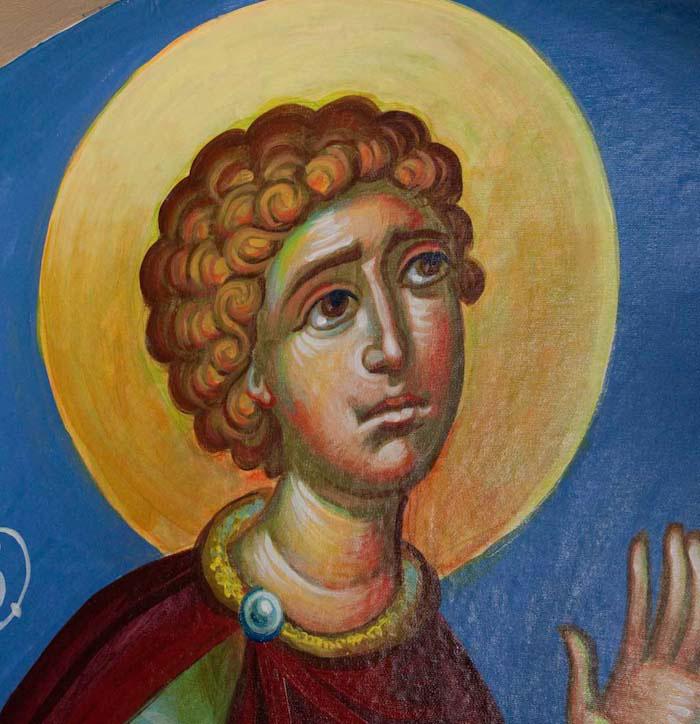 Saint Panteleimon, the Great Martyr and Healer