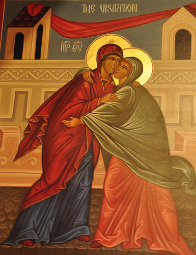 The Biblical Foundation for Honoring the Virgin Mary