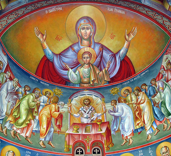 The Icon as a Unique and Inimitable Fact in the Church