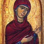 Our Most Holy Lady, our Intercessor and Aid