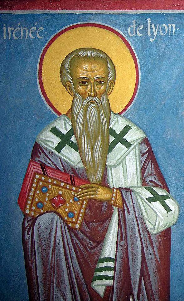 Hieromartyr Irenaeus, Bishop of Lugdunum (Lyons)