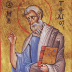Saint Matthew the Apostle and Evangelist