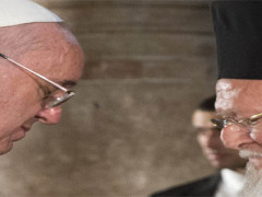 Ecumenical Patriarch Bartholomew to Receive Pope Francis in Constantinople, November 29-30, 2014