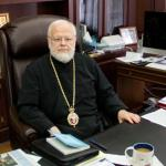 Metropolitan Methodios of Boston shares experience of papal trip
