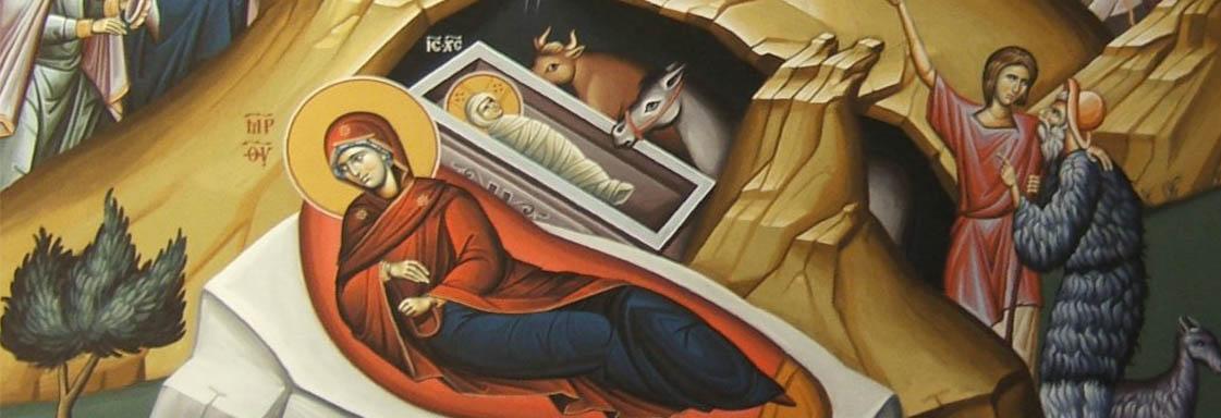 The Nativity Icon