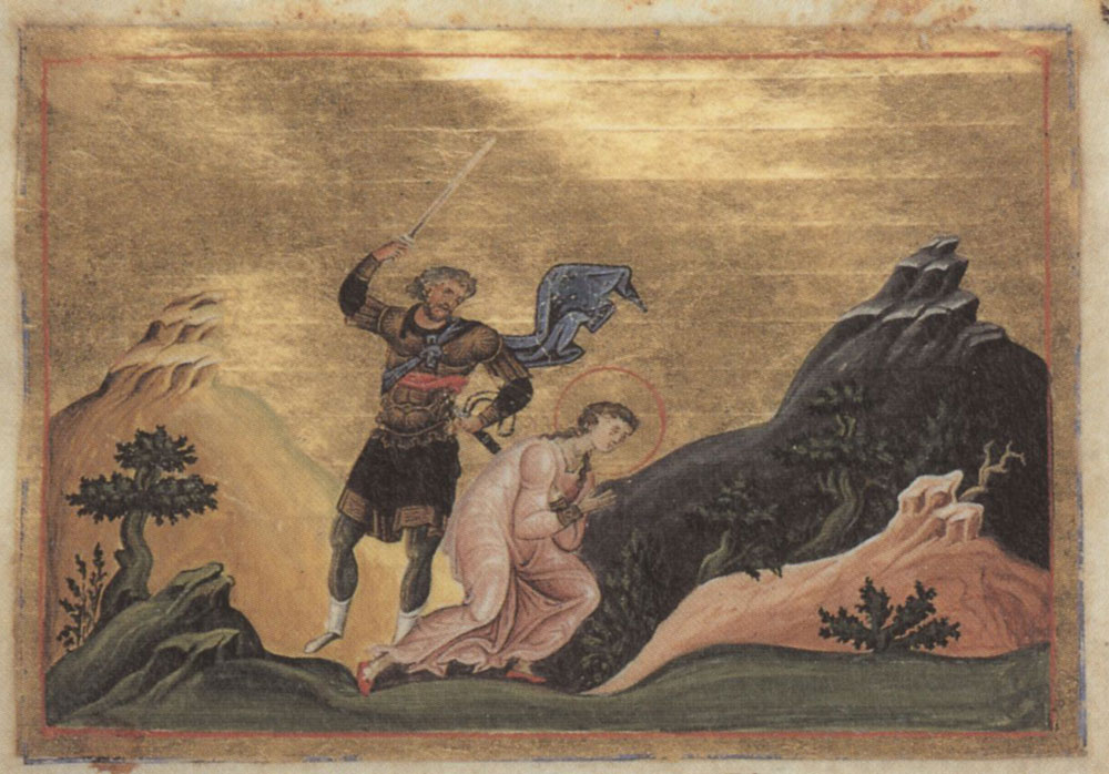 December 4: The Great Martyr Barbara