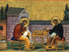 December 4: Saint John of Damascus, Father and Teacher of the Church