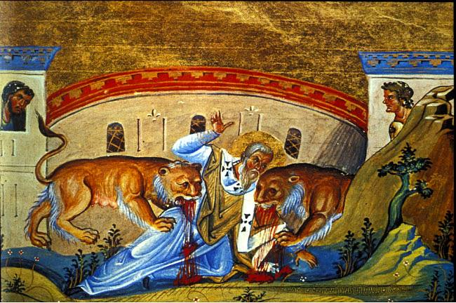 Fr.George Florovsky on Saint Ignatius of Antioch