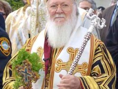 Excerpts from an Interview with Ecumenical Patriarch Bartholomew
