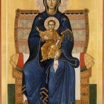 The Theotokos as the Throne of God