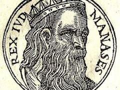 The Prayer of Manasseh, King of Judah