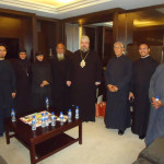 Metropolitan Nektarios of Hong Kong visits Philippines