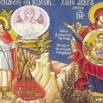 The Theotokos as the Fleece of Gideon