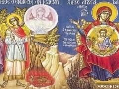 The Theotokos as the Fleece of Gideon
