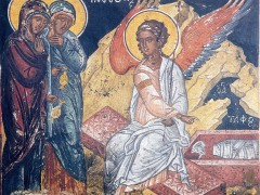 Saint Gregory the Dialogist on the Mystery of the Resurrection