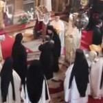 Vesting of a Bishop in the Orthodox Rite
