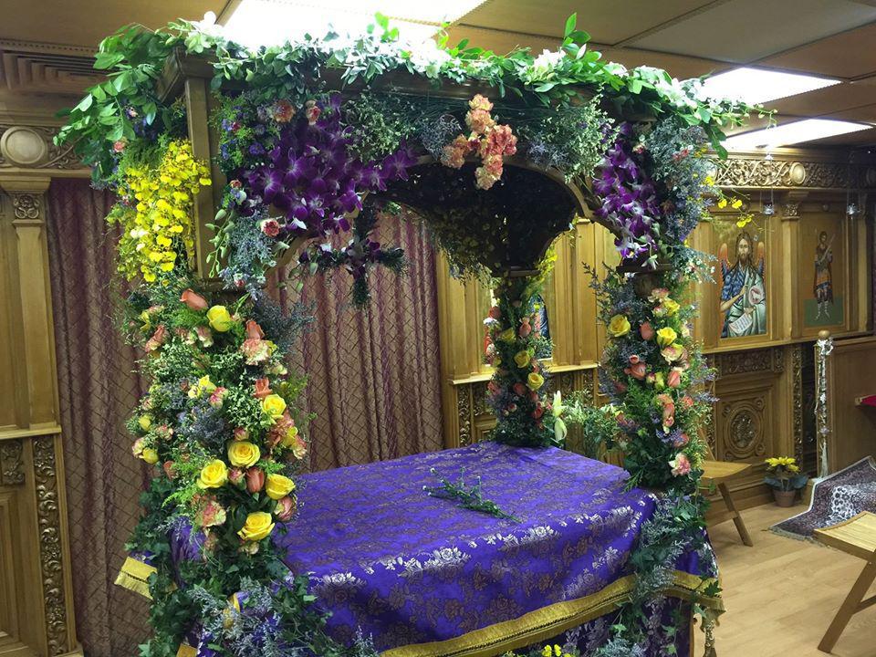 Celebrating Holy Week and Pascha in Hong Kong (2015)