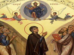 Homily on the Ascension
