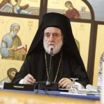 "Metropolitan Zizioulas: ""Laudato Si' is an occasion of great joy and satisfaction for the Orthodox"""