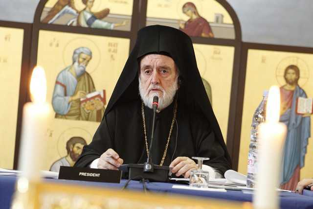 """Metropolitan Zizioulas: """"Laudato Si' is an occasion of great joy and satisfaction for the Orthodox"""""""