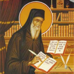 Saint Nikodemos of Mount Athos