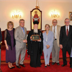 Ecumenical Patriarch receives prestigious environmental award