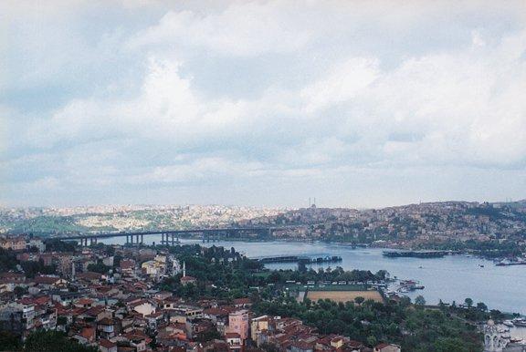 Constantinople-Vosporos