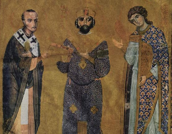 Byzantine Empire-or Republic?