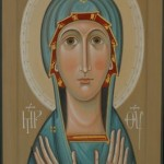 A prayer to the Most Holy Theotokos