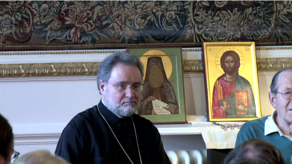 Archdeacon John Chryssavgis on Philokalia