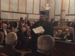 The Academy of Athens awards the Orthodox Metropolitanate of Singapore and South Asia