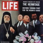 Martin Luther King Jr. and Archbishop Iakovos of America