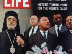 Martin Luther King Jr. and Archbishop Iakovos of America