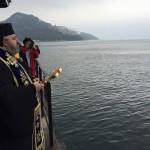 The Tossing of the Holy Cross into the Sea in Hong Kong 2016