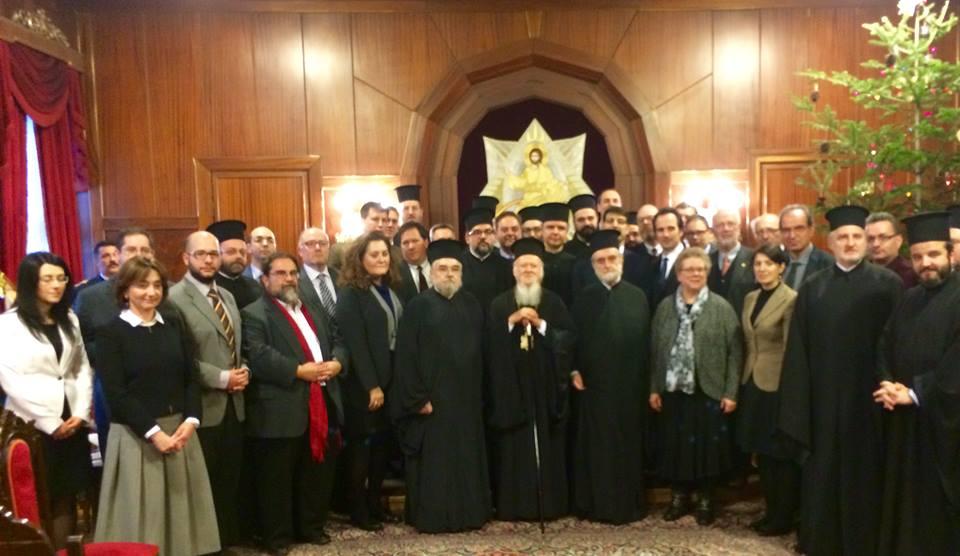 Theologoi sto Fanari